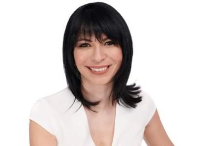 Angela Cretu devine prima romanca numita in functia de director general al companiei Avon la nivel global