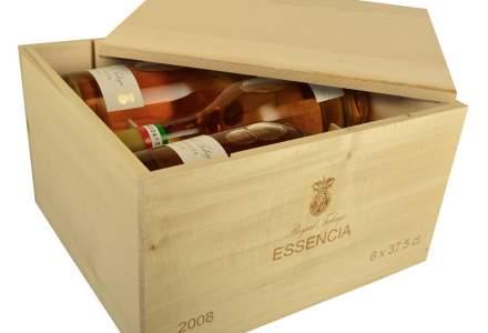 Ungaria a produs cel mai scump vin din lume: o sticla costa 40.000 de dolari