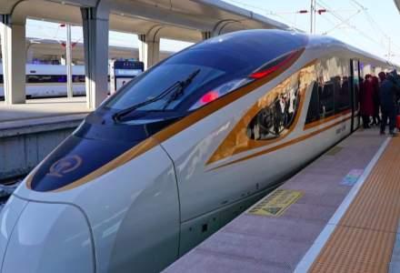 China are curajul de a pune pe sine primul tren autonom din lume