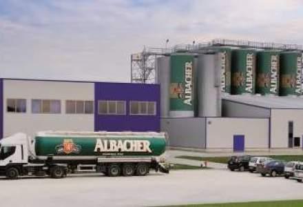 Romaqua a pompat aici 50 mil. euro: cum arata fabrica Albacher de la Sebes