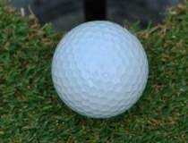Primul teren de golf la...