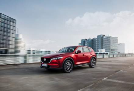 Vanzarile Mazda au crescut pentru al saptelea an consecutiv