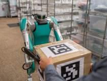 VIDEO: Robotii curier vor...