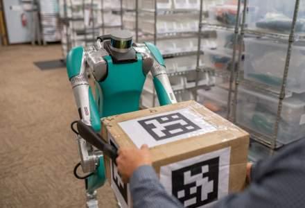 Robotii curier vor inlocui angajatii pentru unele livrari. Ford este unul dintre clienti