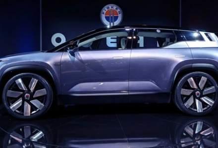 SUV-ul electric Fisker Ocean, prezentat la targul de tehnologie CES 2020: autonomie de pana la 480 de kilometri si pret de pornire mai mic de 40.000 de dolari