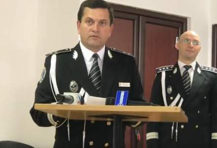 Seful Politiei Campia Turzii, oprit in trafic, a refuzat testarea cu aparatul etilotest