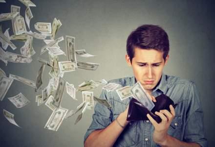 Romanii cheltuiesc peste 85% din ce castiga intr-o luna. Un procent important este alocat mancarii