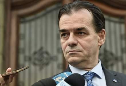 Ludovic Orban: Am hotarat impreuna cu presedintele ca pentru Romania cel mai bine este sa organizam alegeri anticipate