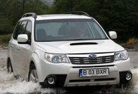 Subaru Motors a lansat SUV-ul Forester Boxer Diesel de la 23.590 euro