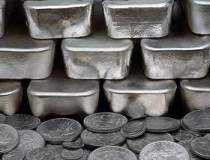 Argintul ajunge la cel mai...
