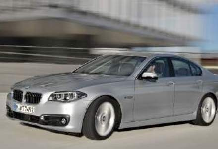 Cat costa in Romania noul BMW Seria 5 facelift