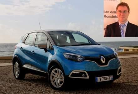 Bordeanu: Renault Captur va urca pe locul 3 la vanzari