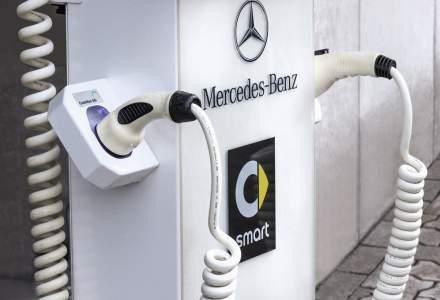 """Smart electric """"made in China"""": cu cine a facut Mercedes-Benz echipa pentru realizarea automobilelor"""