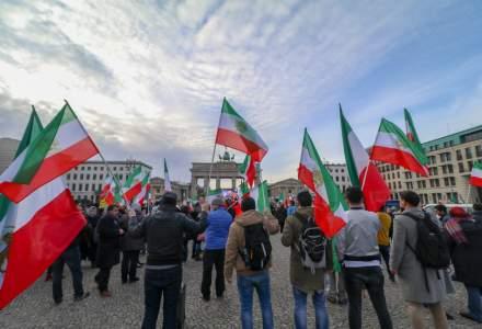 A treia zi de proteste in Iran pe fondul furiei publice