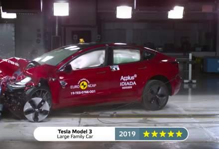Cele mai sigure masini din clasa la testele Euro NCAP in 2019