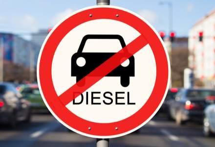 Italienii interzic temporar masinile diesel in Roma