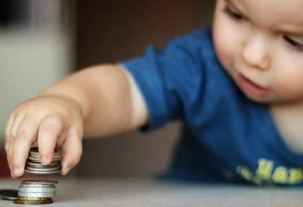 Legea privind dublarea alocatiilor pentru copii, promulgata