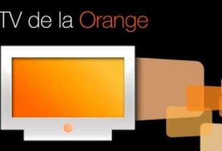 Orange vrea 50.000 de abonati pentru servicile de televiziune prin satelit