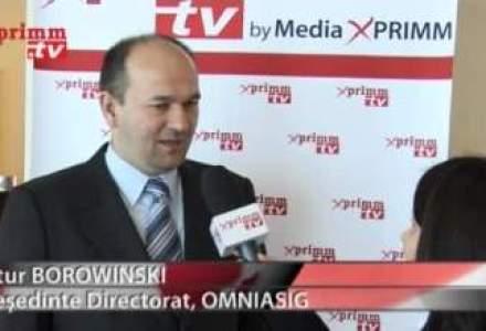 Borowinski, Omniasig: Preturile RCA sunt nesustenabile, cauzate de concurenta nebuna