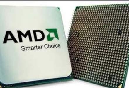 AMD iese din topul producatorilor de procesoare: scaderea vanzarilor de PC-uri isi spune cuvantul