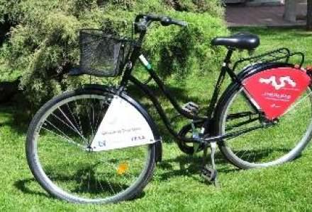 Serviciul de inchiriere biciclete Cicloteque s-a extins la Timisoara