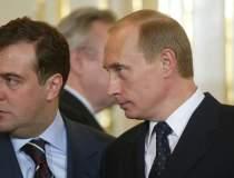 Tensiuni la Moscova. Guvernul...