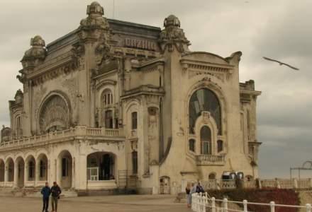 Lucrarile de consolidare si reabilitare a Cazinoului Constanta vor fi finalizate in 2,5 ani
