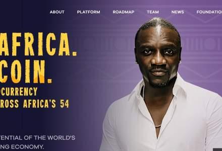 """Criptomonede in loc de bani: Akon construieste un oras """"blockchain"""" care va semana cu Wakanda din Black Panther"""