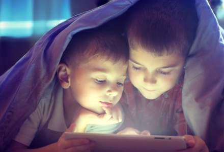 Cum se dezvolta creierul unui copil in fata monitorului vs. carti