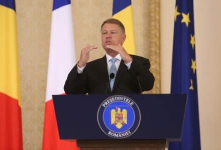 Klaus Iohannis intoarce in Parlament legea stimularii antreprenoriatului