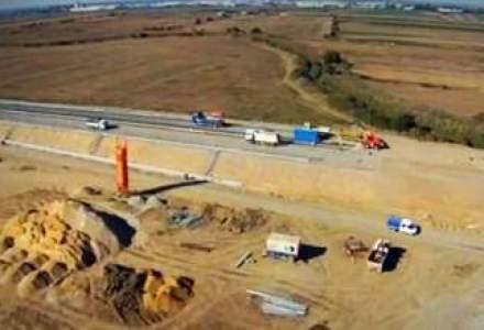Umbrarescu si Berna vor construi o parte din autostrada Lugoj-Deva
