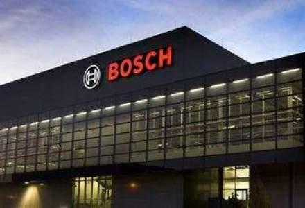 Bosch deschide doua fabrici in Romania, investitii de 120 mil. euro.