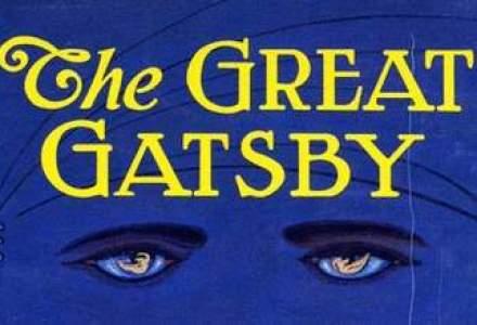 """O editie princeps a romanului """"Marele Gatsby"""" a fost scoasa la licitatie cu 150.000 de dolari"""