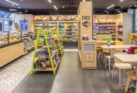 Lagardere Travel Retail deschide un nou magazin 1 Minute in Bucuresti