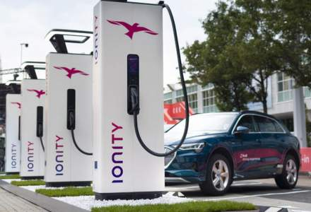 Reteaua europeana de statii Ionity scumpeste incarcarea masinilor electrice la 0.8 euro pe kWh: incarcarea unui Audi e-tron va costa 350 lei