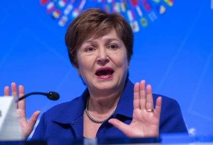 Kristalina Georgieva, directorarea FMI, avertizeaza: Riscam o noua mare criza economica