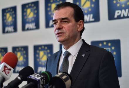 Premierul Ludovic Orban spune ca autostrazile Comarnic- Brasov si Sibiu-Pitesti pot fi realizate in cinci ani, daca ramane PNL la guvernare