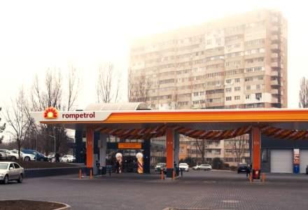 Statie de carburanti inaugurata la Chisinau de Rompetrol