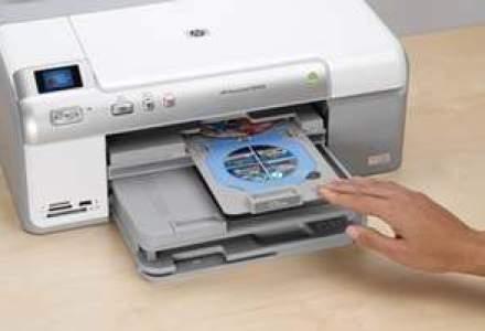HP lanseaza noi produse cu tehnologie inkjet