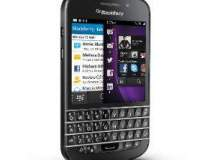 Noul smartphone BlackBerry...