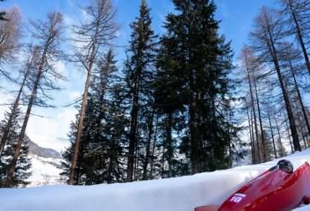 Andrei Nica, medalie de aur in proba de monobob, la Jocurile Olimpice de Tineret, de la Lausanne