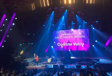 "O romanca a fost desemnata castigatoarea categoriei ""The Award for Excellence and Passion"" de catre European Festival Awards"