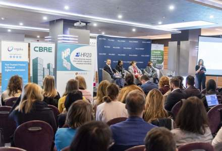 Profesionisti in resurse umane, fata in fata la conferinta HR 2.0, organizata de Wall-Street.ro
