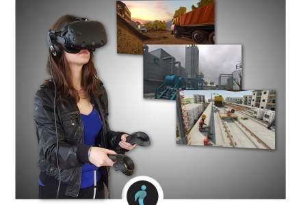 Immersive Factory, companie sustinuta de acceleratorul de business Vive X, atrage o finantare de 1 milion de euro