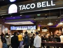 Taco Bell pregateste intrarea...