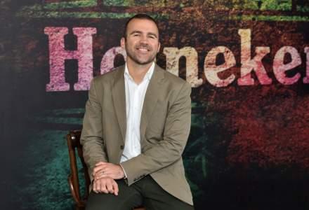 Berarii Romaniei au un nou presedinte, Dan Robinson, director Heineken Romania