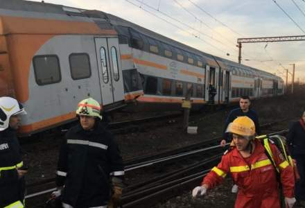 Romania este printre tarile din Uniunea Europeana in care se produc cele mai multe accidente feroviare