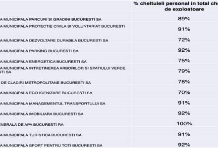 Florin Citu: O companie a Gabrielei Firea, cheltuieli INTEGRAL cu salarii
