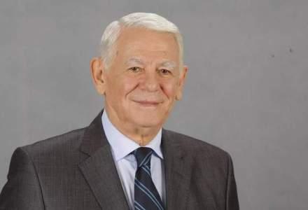 CCR: Numirea lui Teodor Melescanu ca presedinte al Senatului, NECONSTITUTIONALA