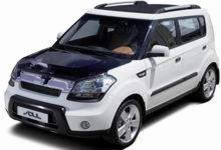 Kia aduce la Paris patru noi modele
